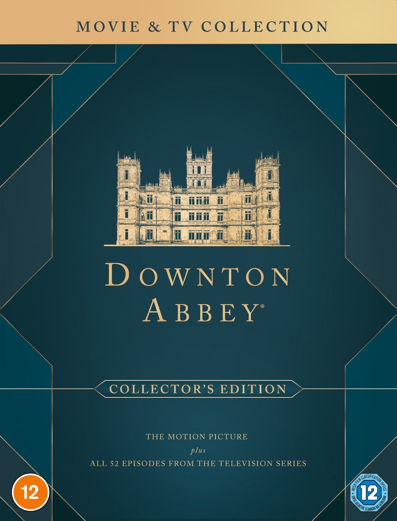 Downton Abbey Movie & TV Collection - 1
