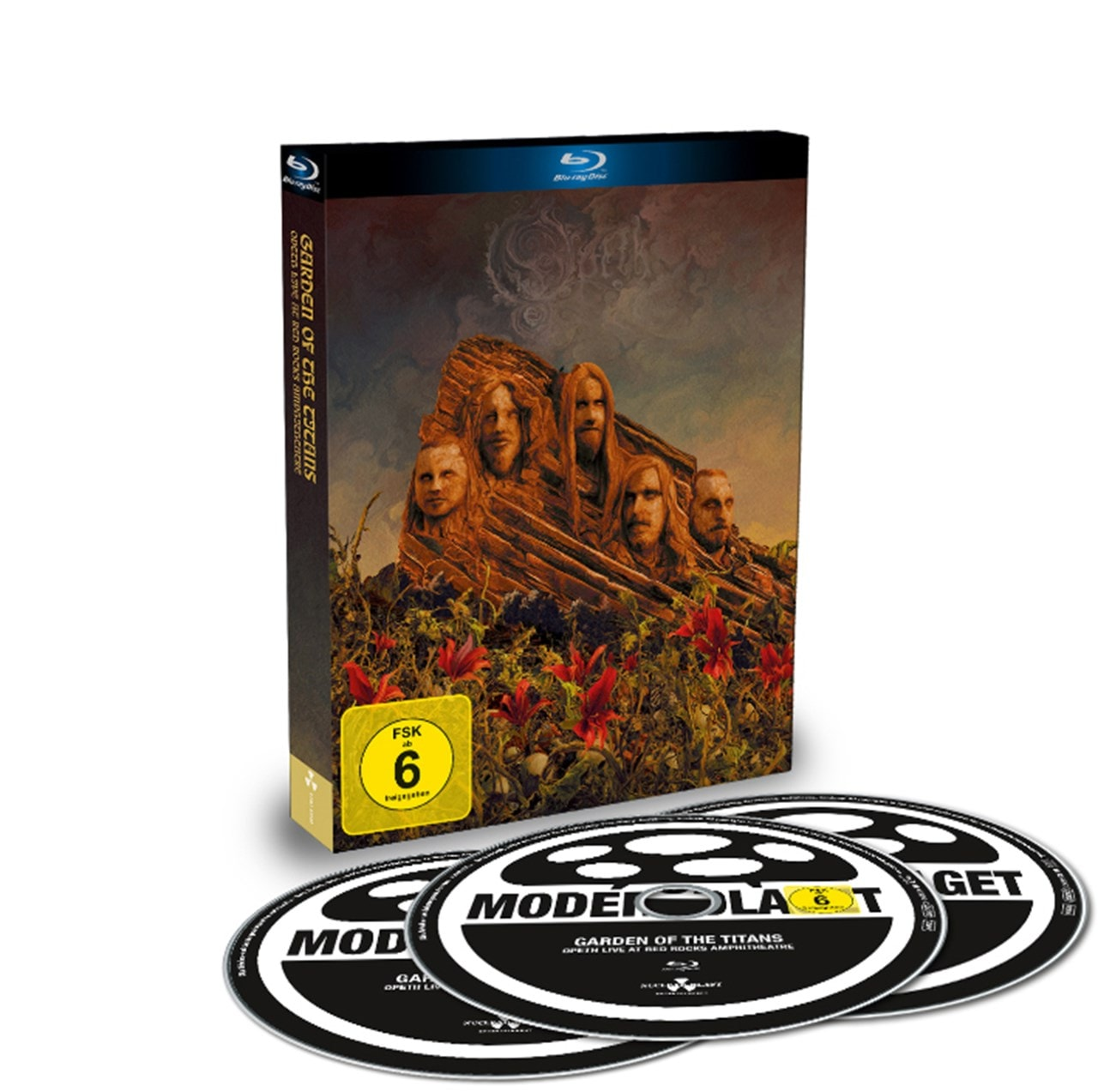 Garden of the Titans (Live) - 1