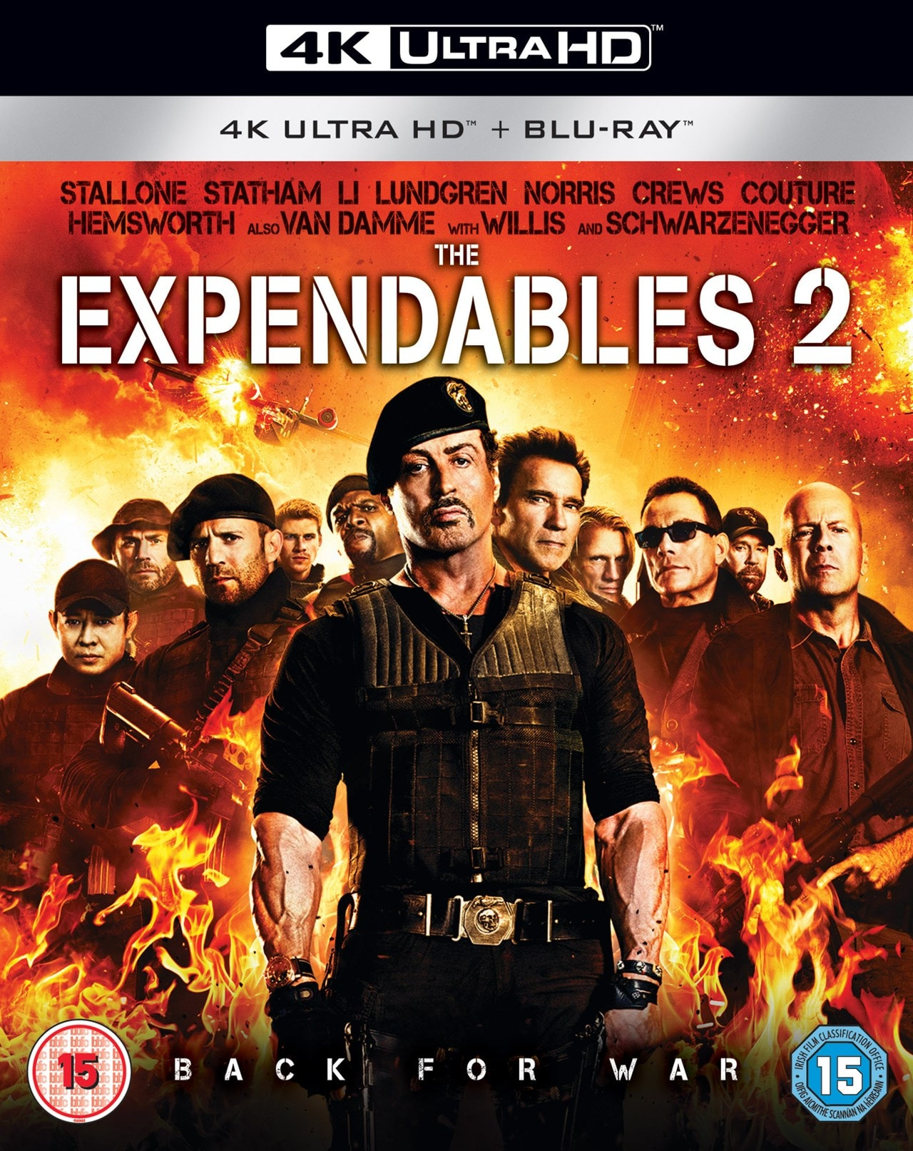 The Expendables 2 - 1