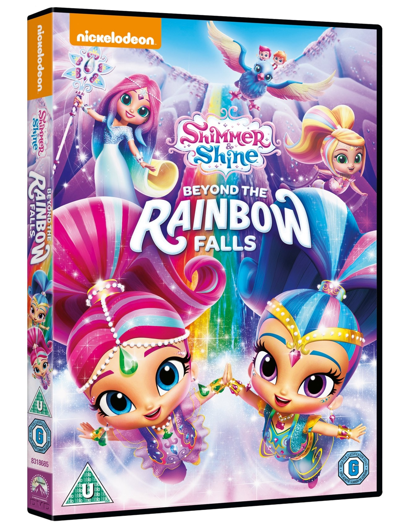 Shimmer and Shine: Beyond the Rainbow Falls - 2