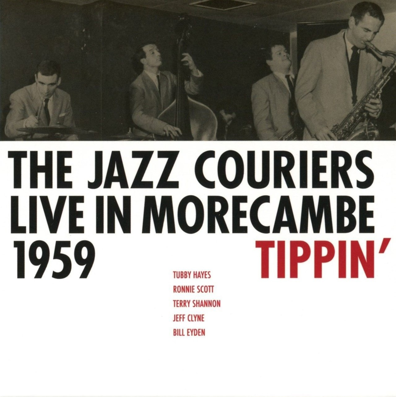 Tippin': Live in Morecambe 1959 - 1