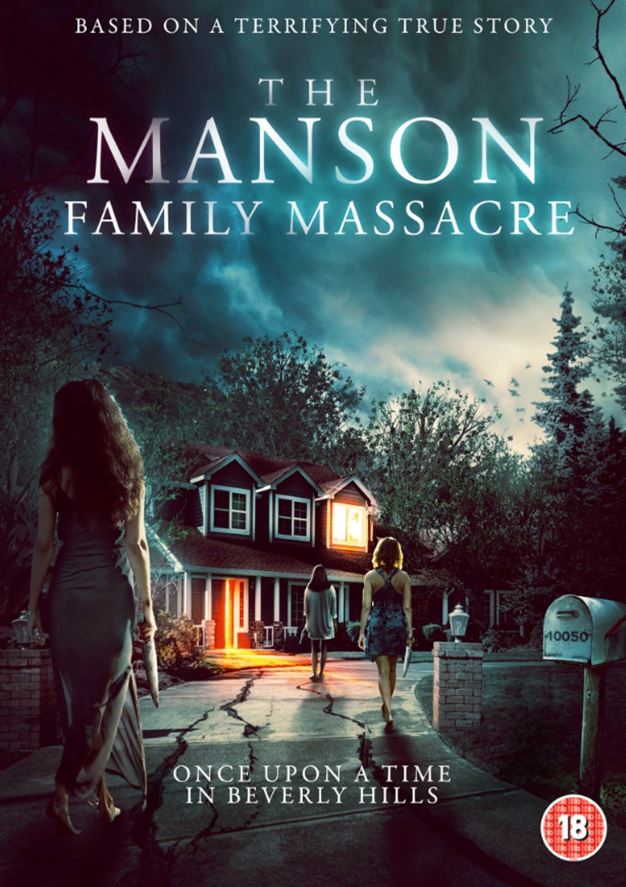 The Manson Family Massacre - 1