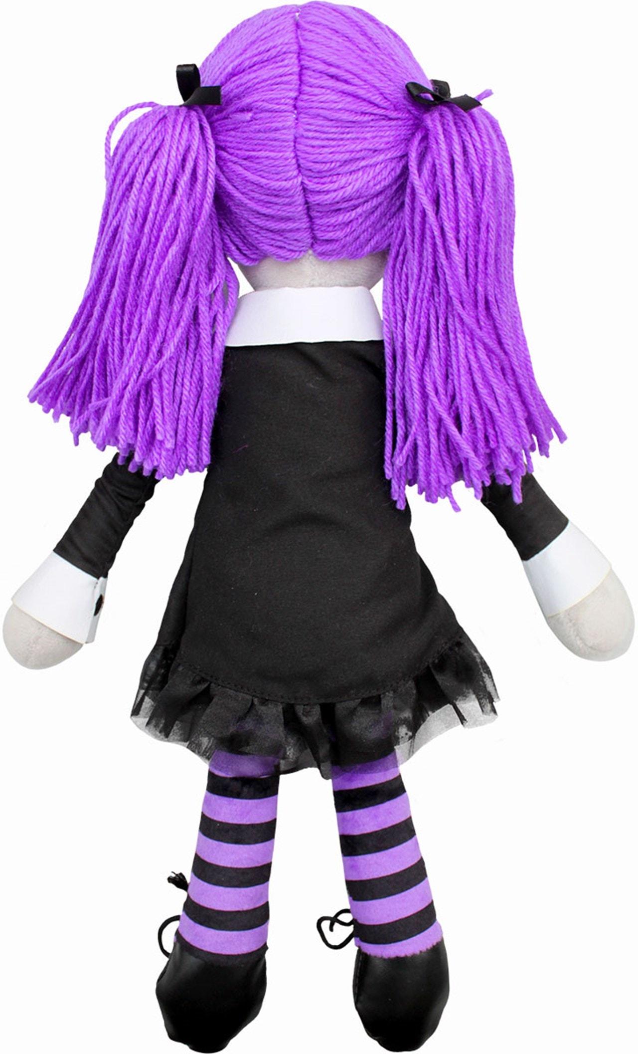 Viola: The Goth Rag Doll - 2
