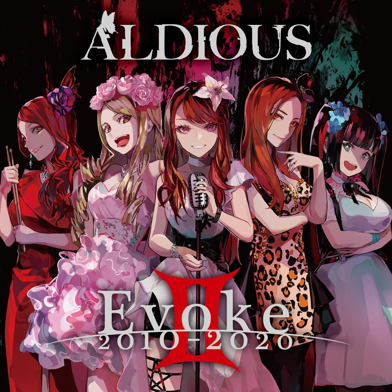 Evoke II 2010-2020 - 1