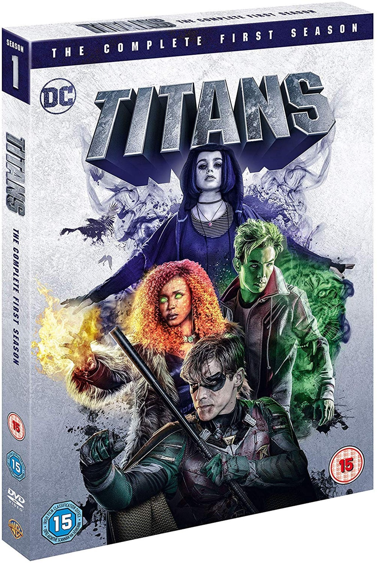 Titans: The Complete First Season - 2