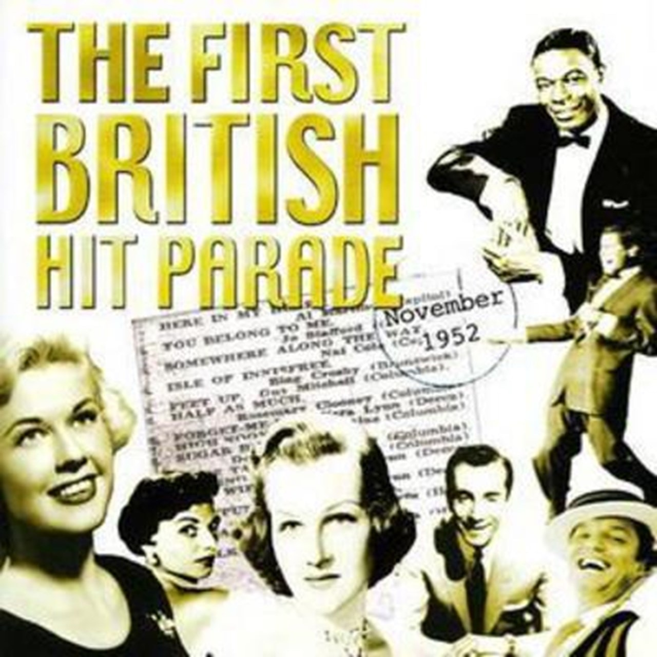 First British Hit Parade - 1