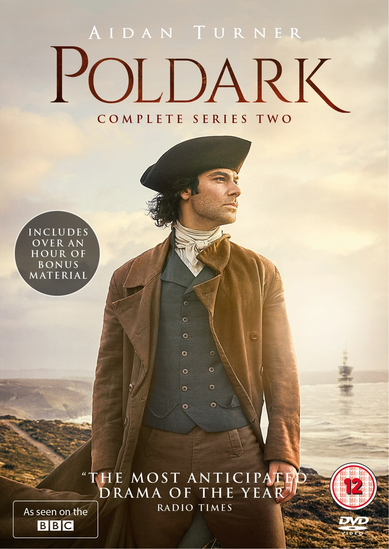 Poldark: Complete Series Two - 1