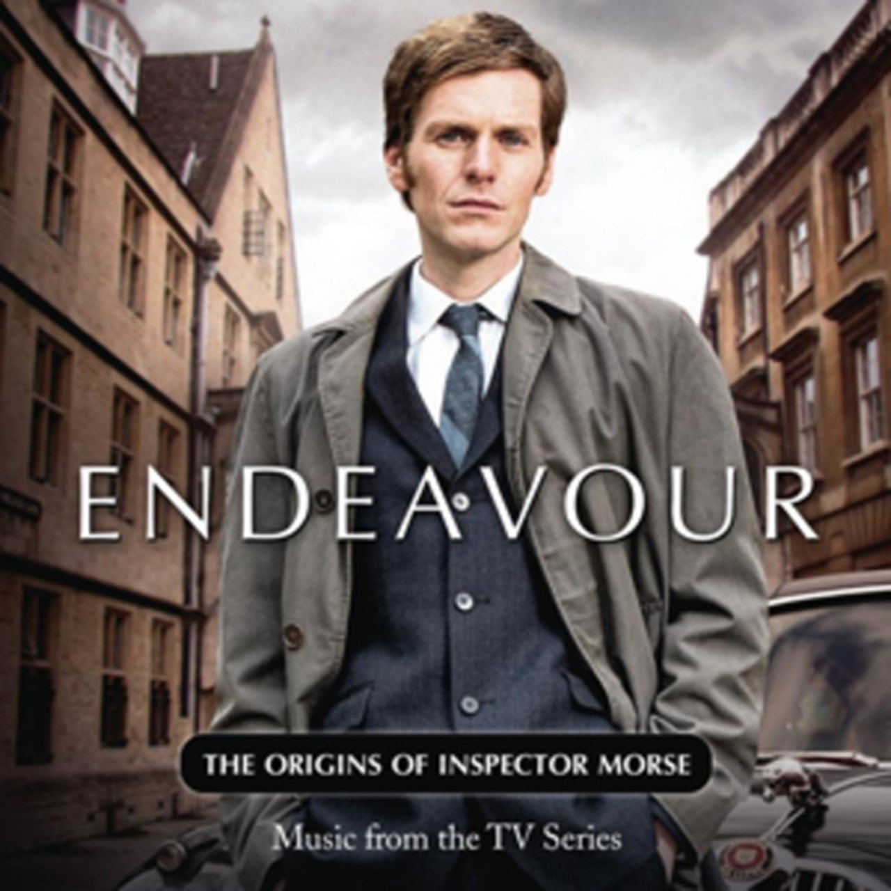 Endeavour: The Origins of Inspector Morse: Music from the TV Series - 1