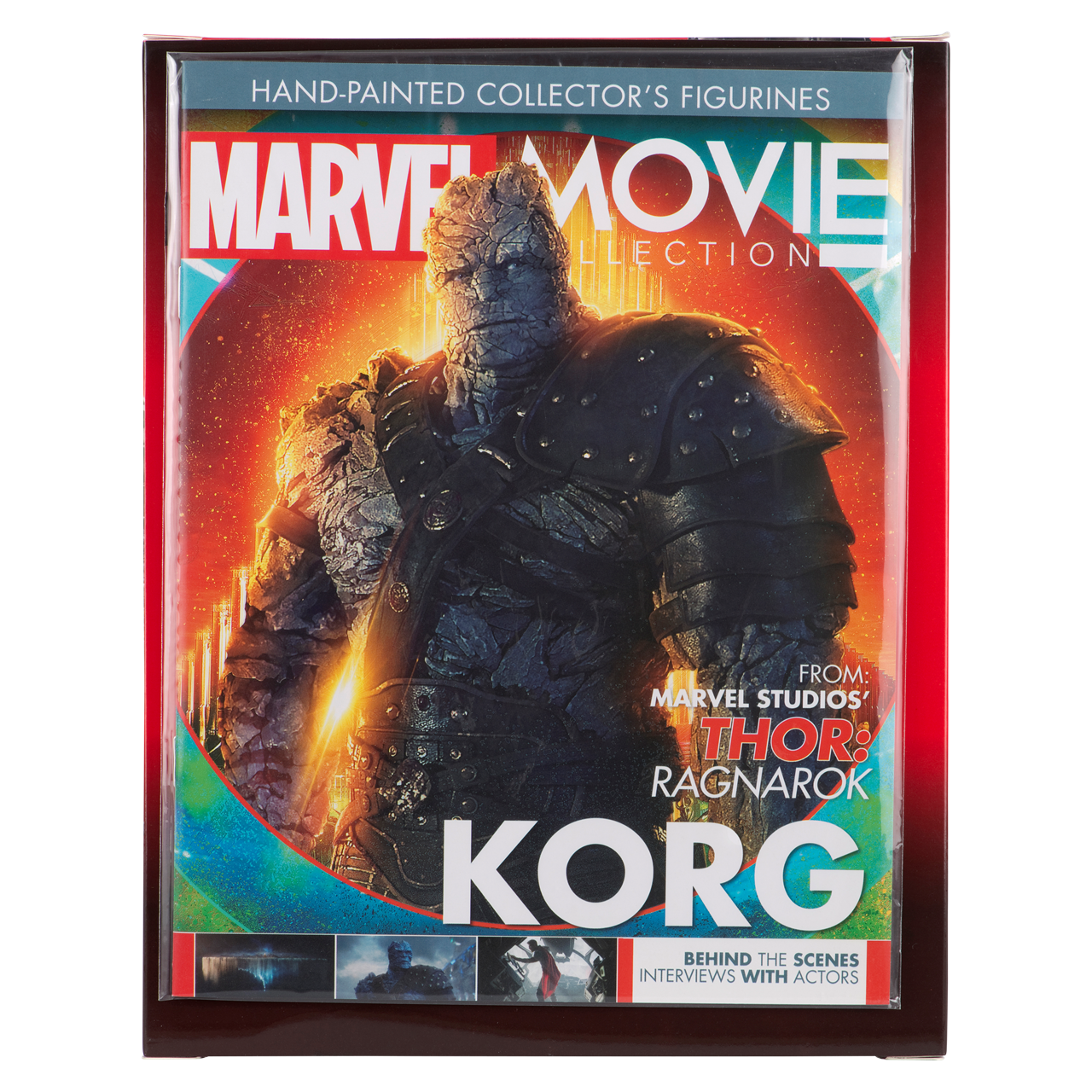 Korg (Special): Marvel Figurine: Hero Collector - 6