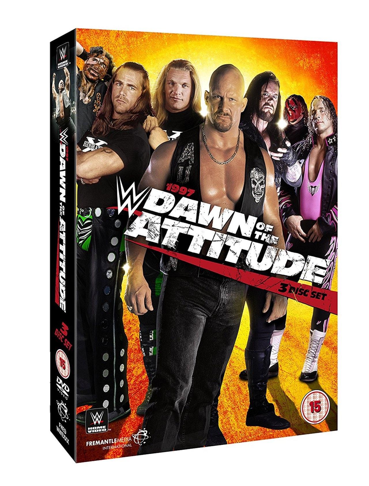 WWE: 1997 - Dawn of the Attitude - 2