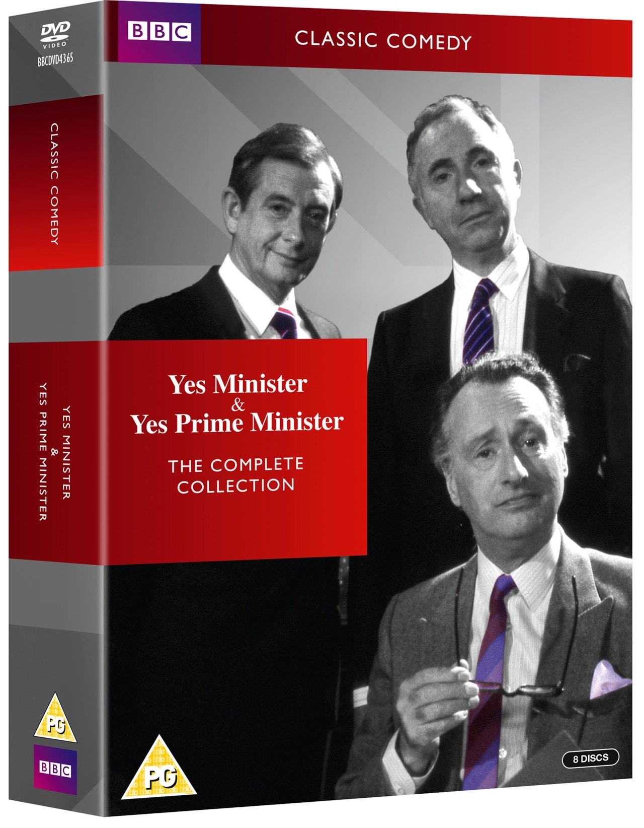 Yes Minister & Yes Prime Minister: The Complete Collection... - 2
