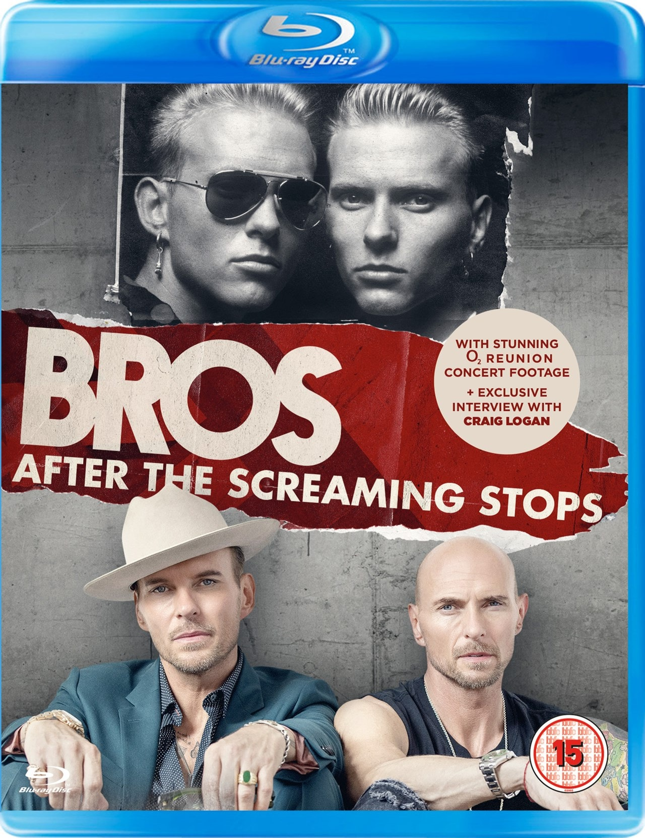 Bros: After the Screaming Stops - 1