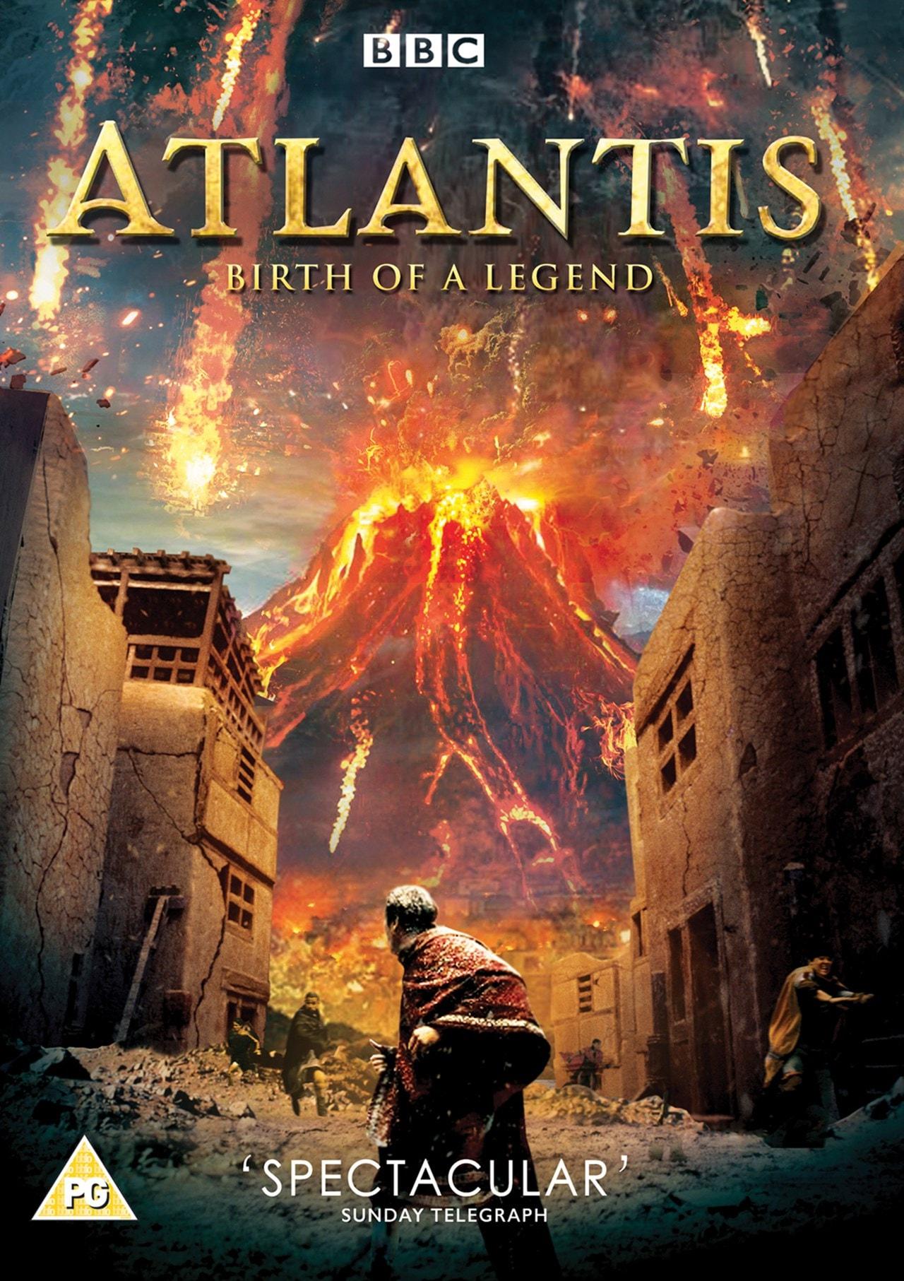 Atlantis - Birth of a Legend - 1