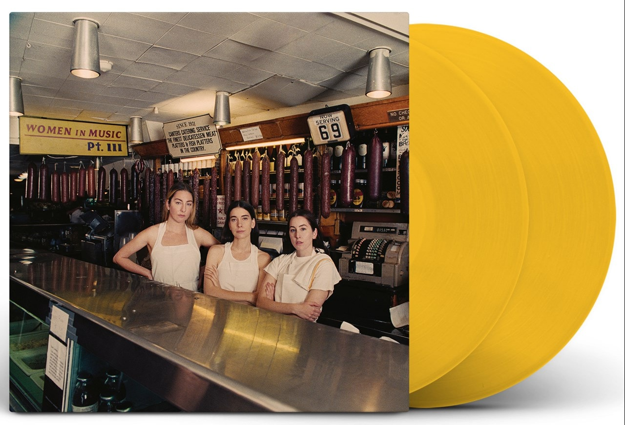 Women in Music Pt. III - Limited Edition Coloured Vinyl - 1
