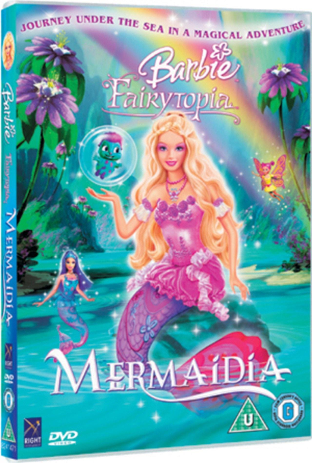Barbie: Mermaidia - 1