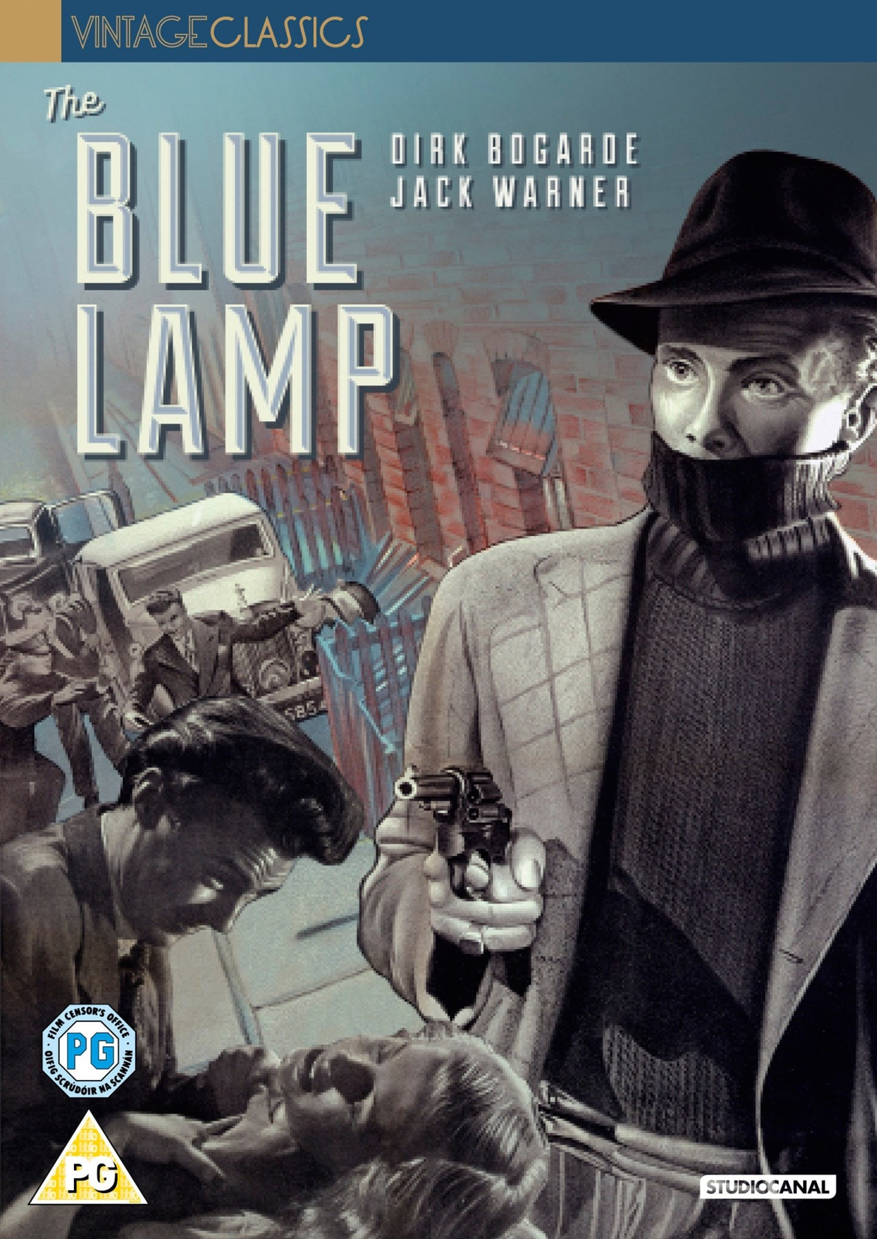 The Blue Lamp - 1