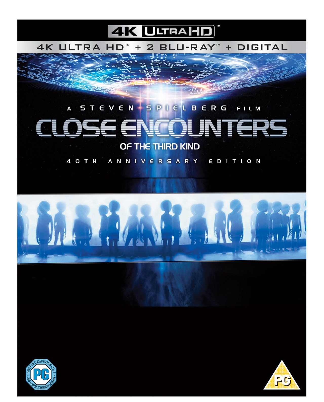 Close Encounters of the Third Kind - 1