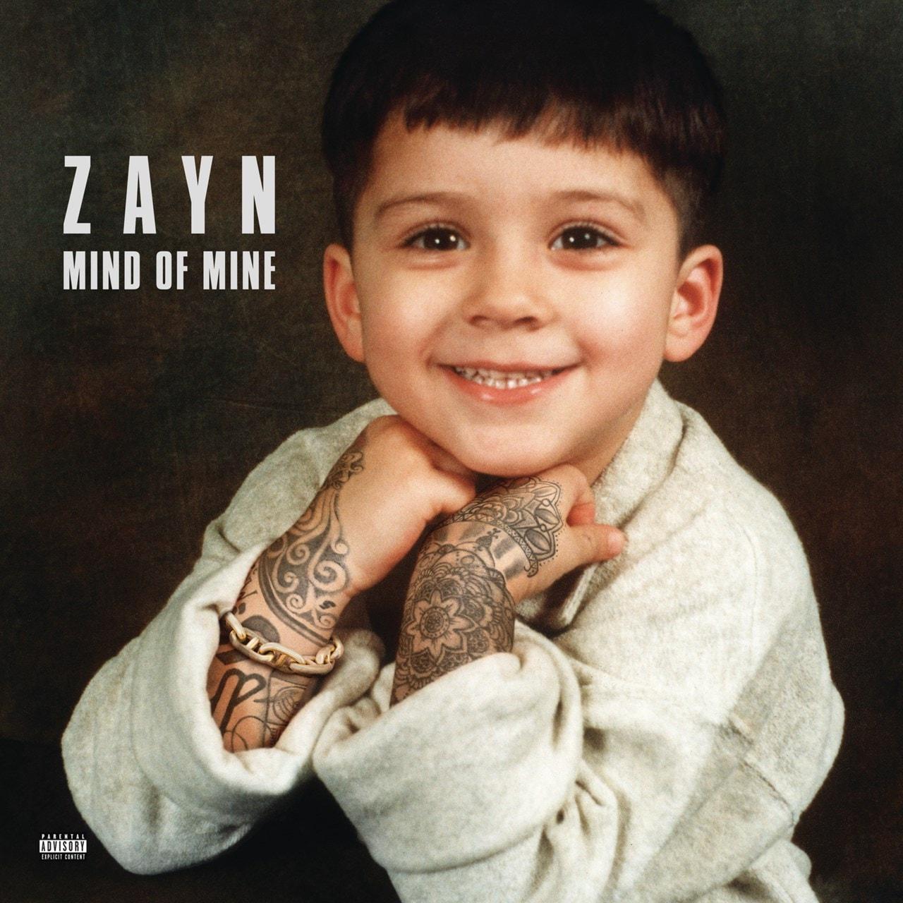 Mind of Mine - 1