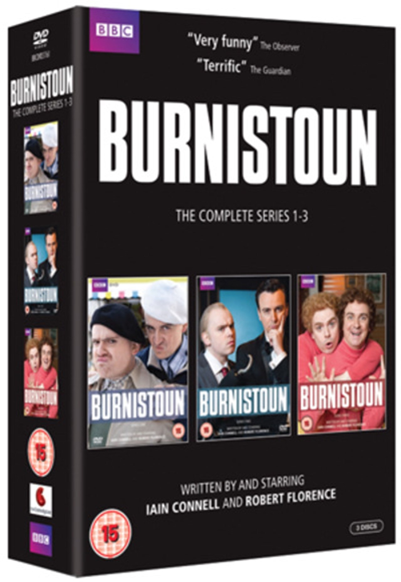 Burnistoun: Series 1-3 - 1