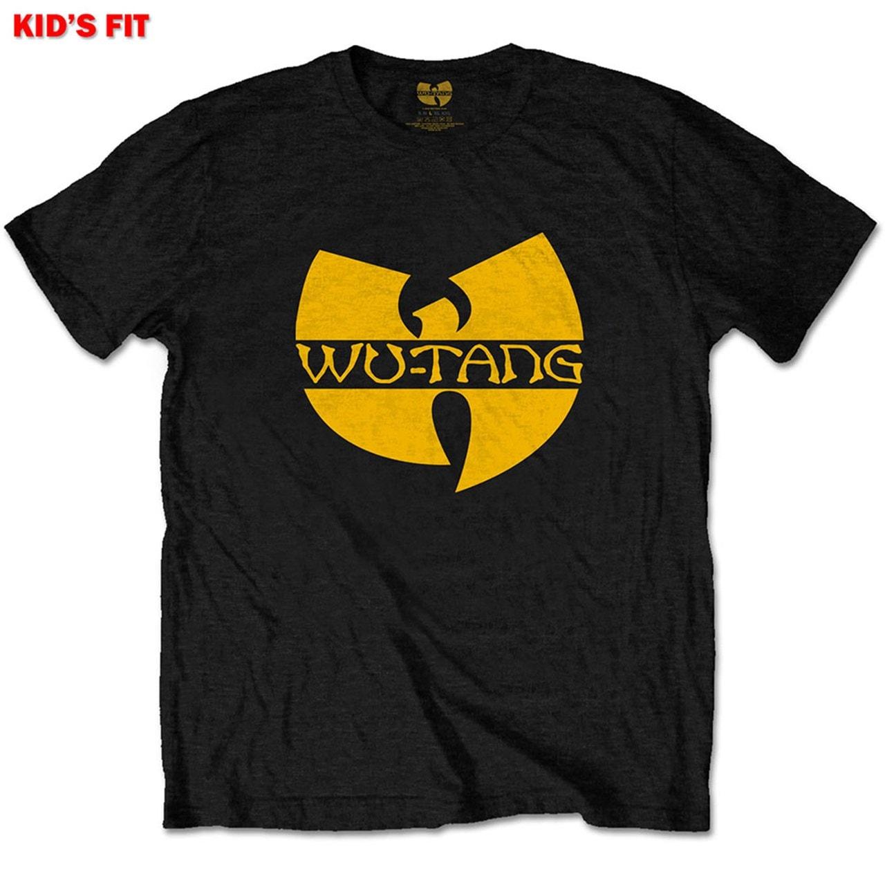 Wu Tang Clan Logo (Kids Tee) (3-4YR) - 1