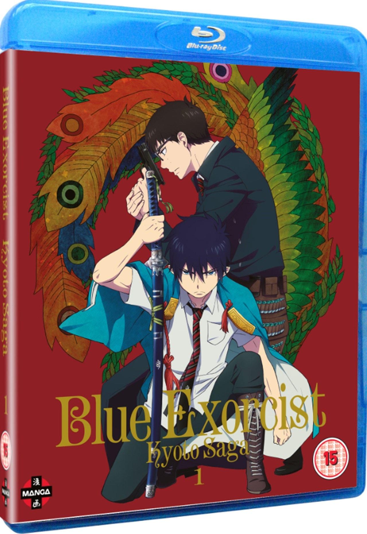 Blue Exorcist: Season 2 - Kyoto Saga Volume 1 - 1