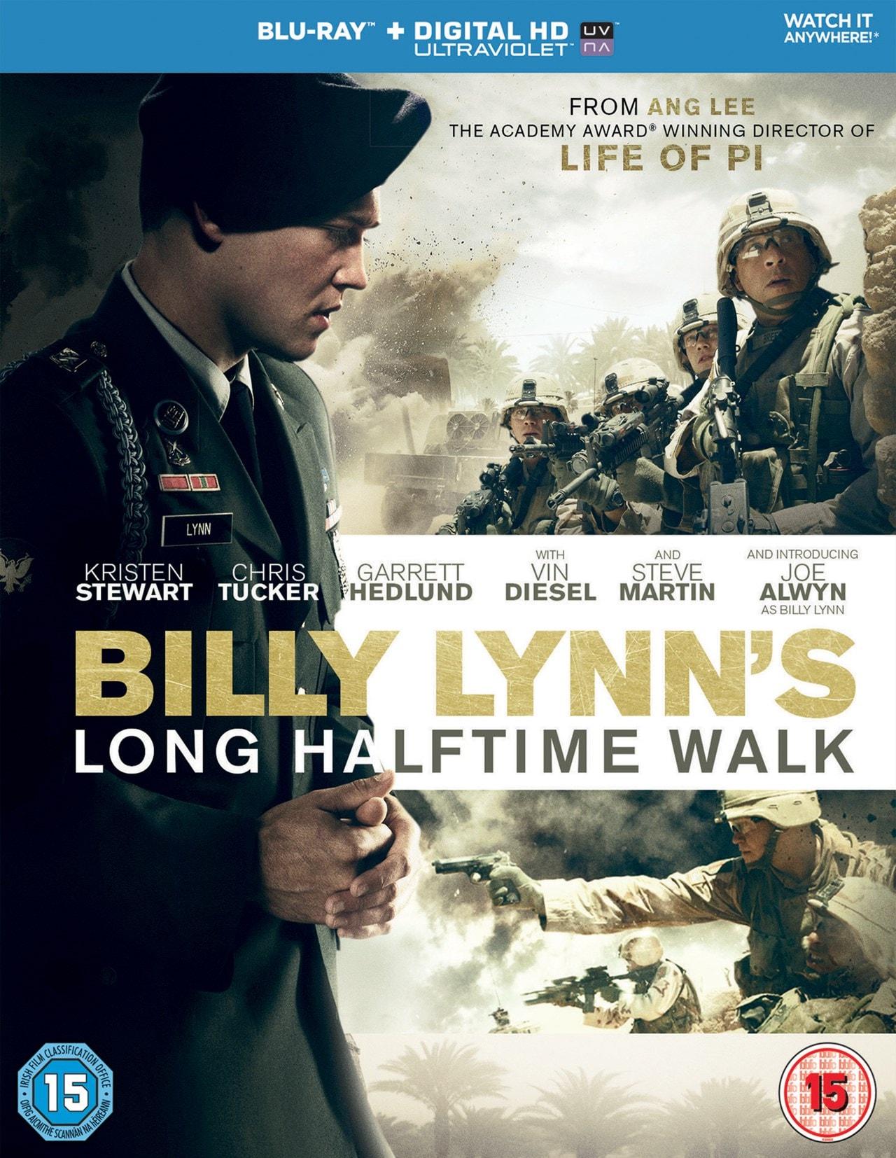 Billy Lynn's Long Halftime Walk - 1