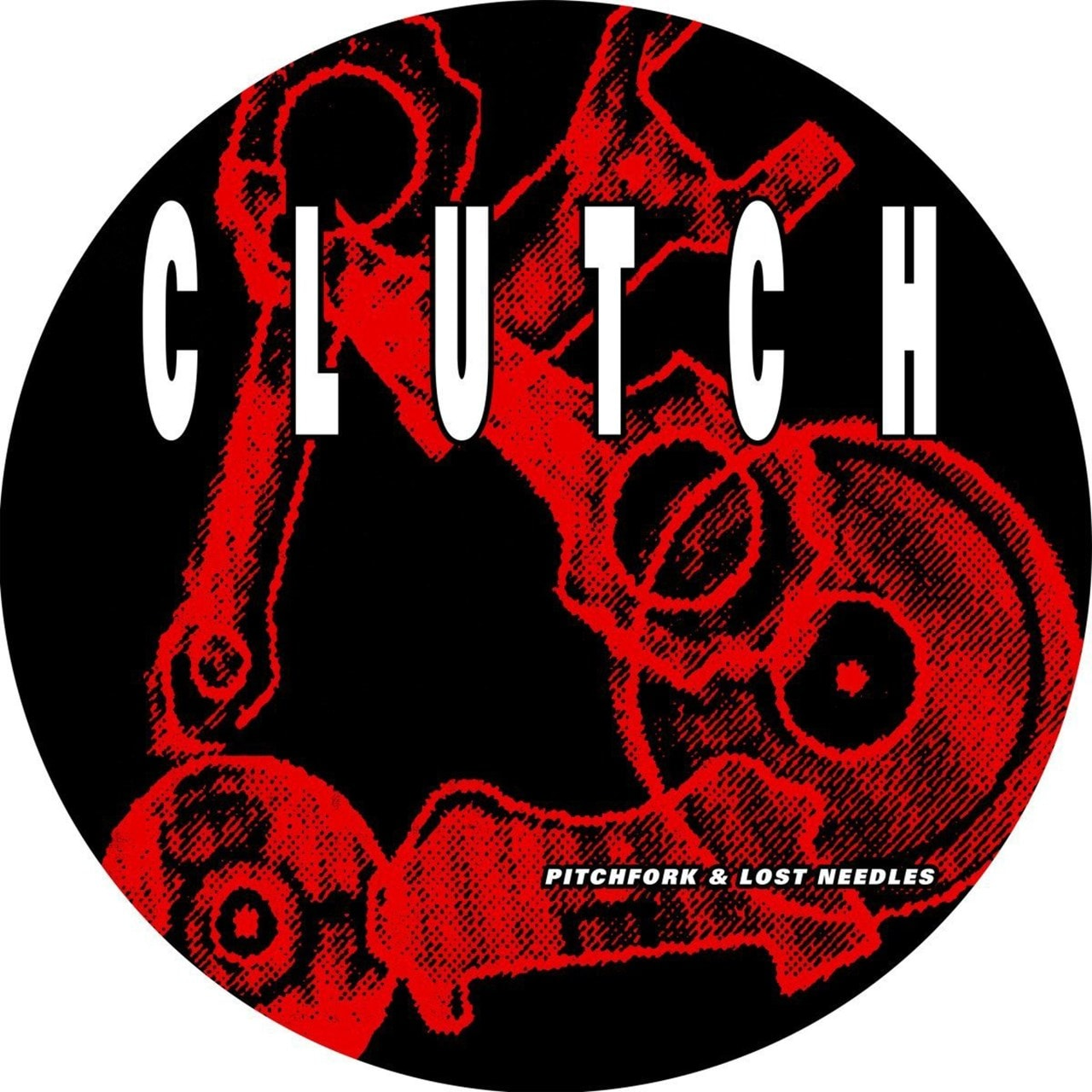 Pitchfork & Lost Needles - 1