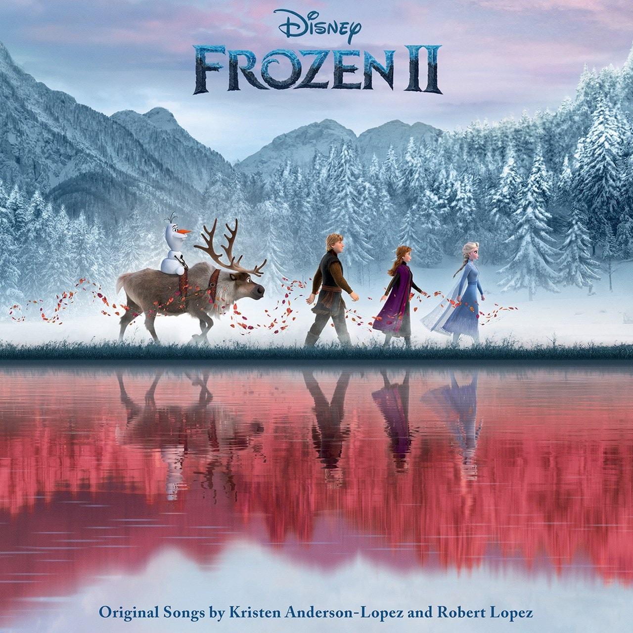 Frozen 2 (hmv Exclusive) Coloured Vinyl - 1