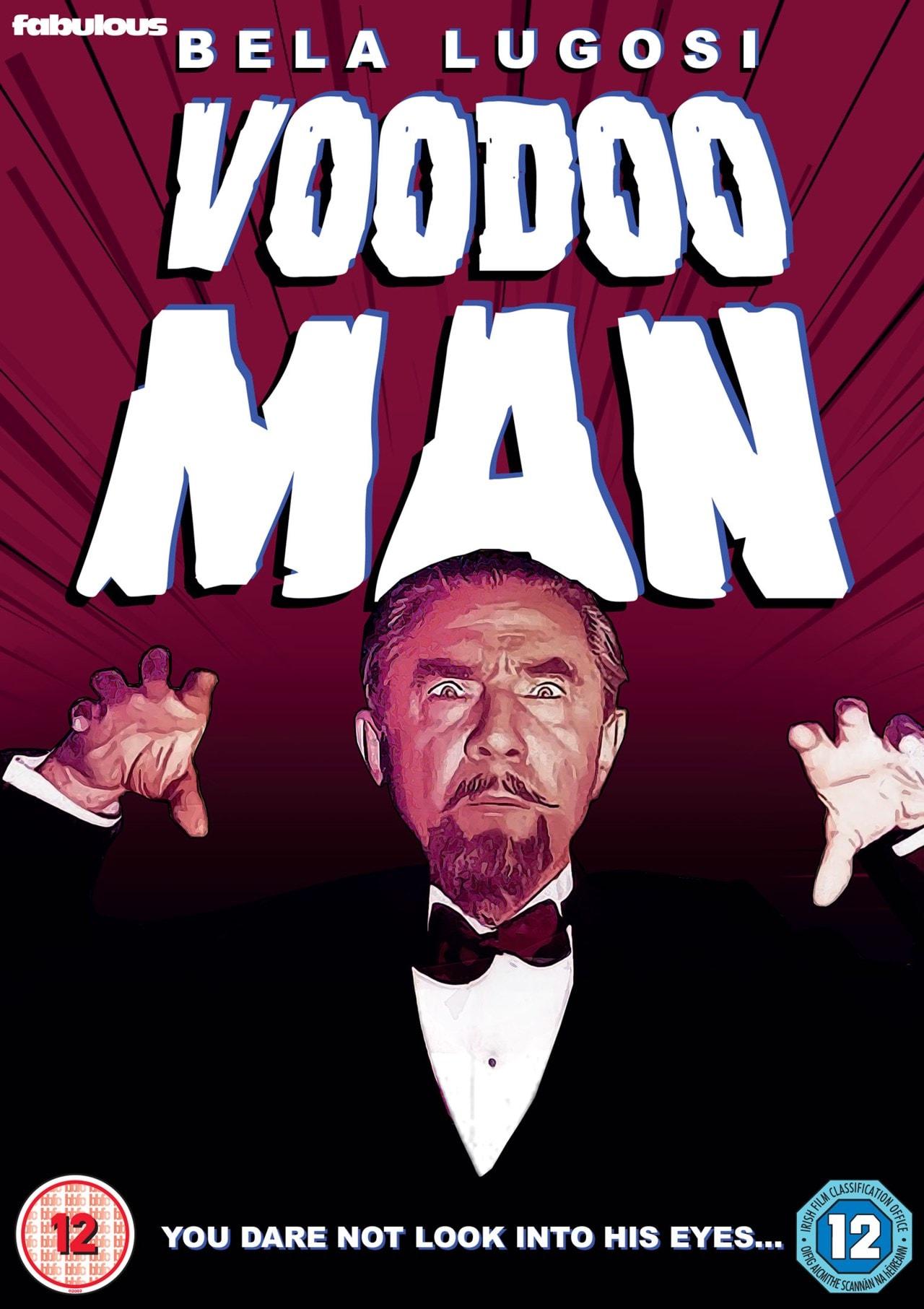 Voodoo Man - 1