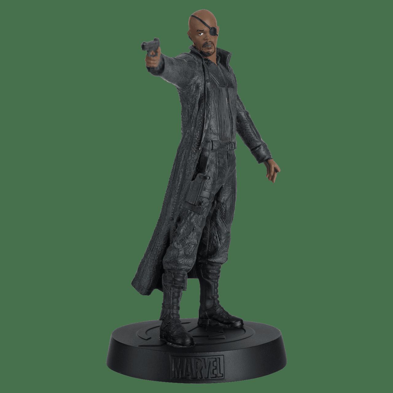 Nick Fury: Marvel Figurine: Hero Collector - 1