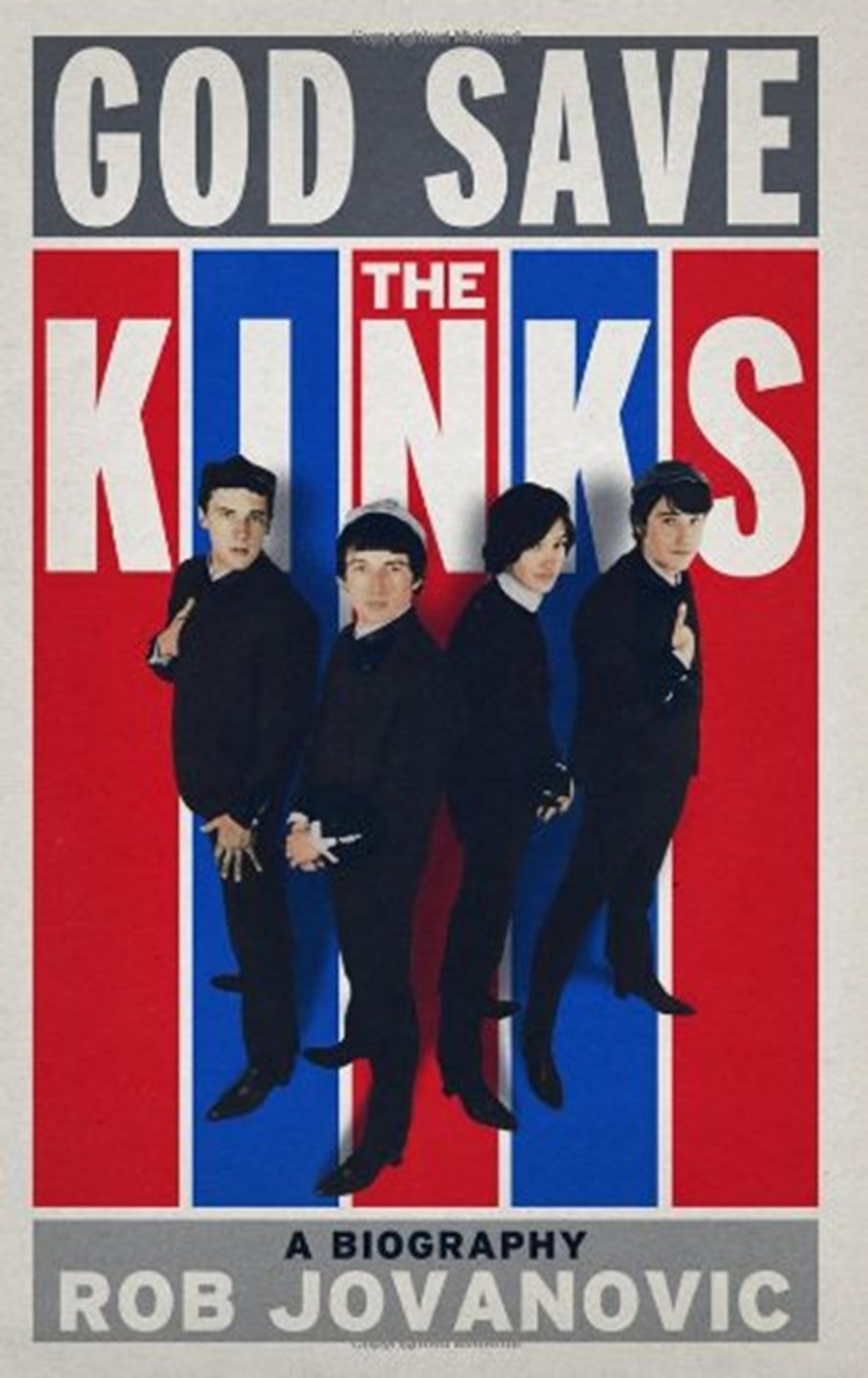 God Save The Kinks - 1