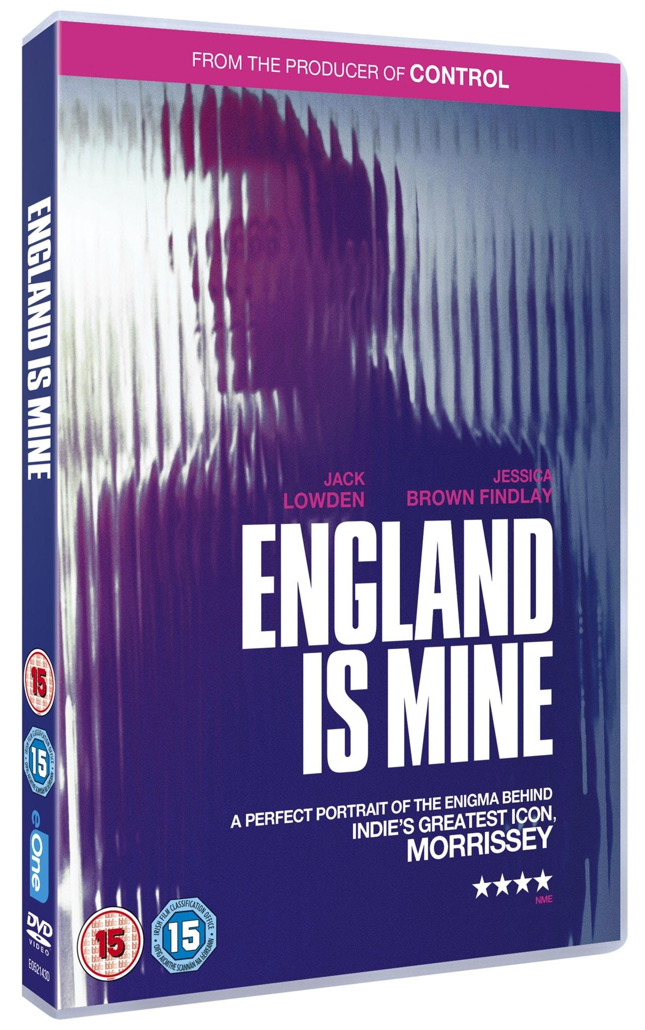 England Is Mine - 2