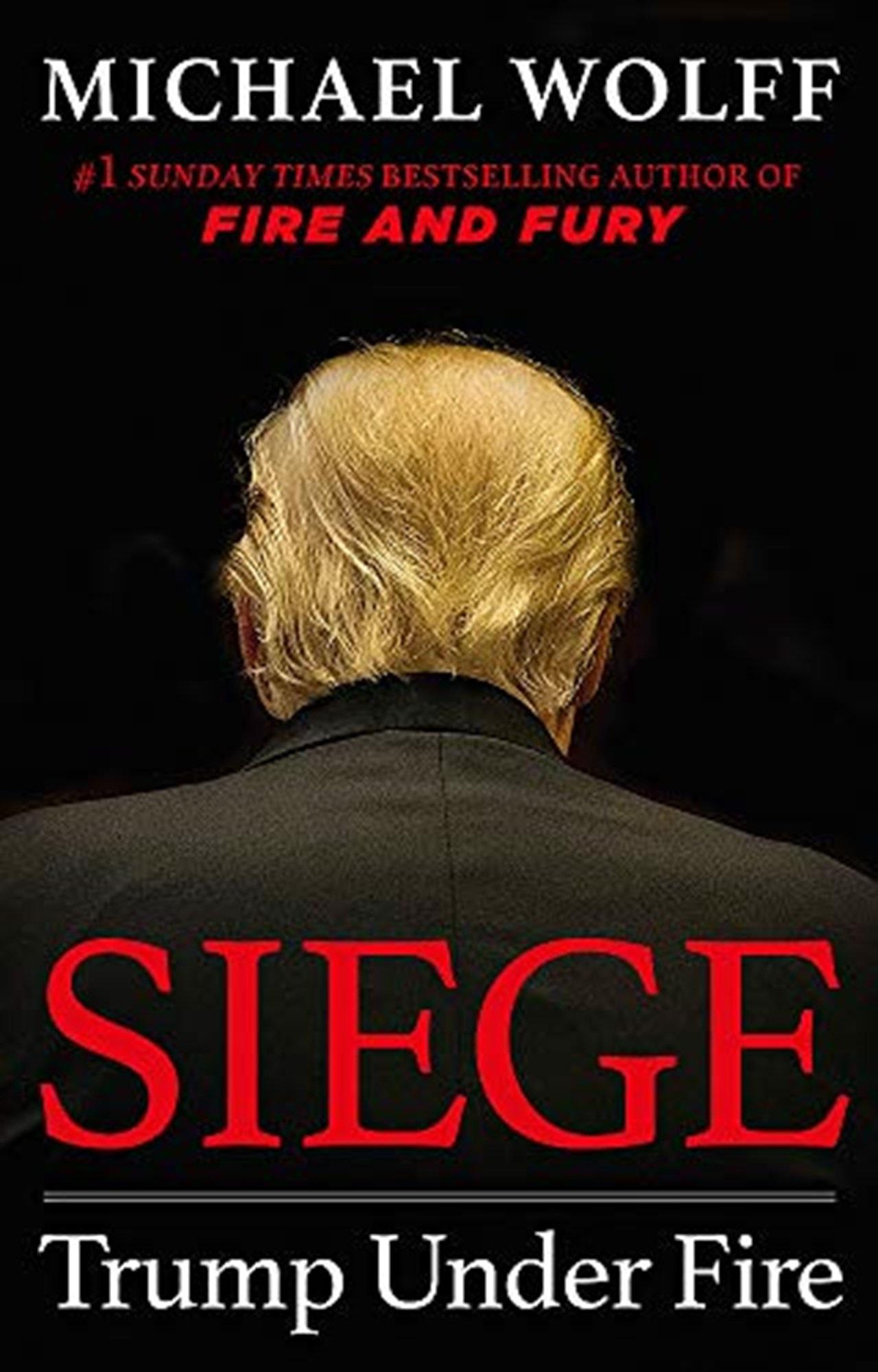 Siege Trump Under Fire - 1