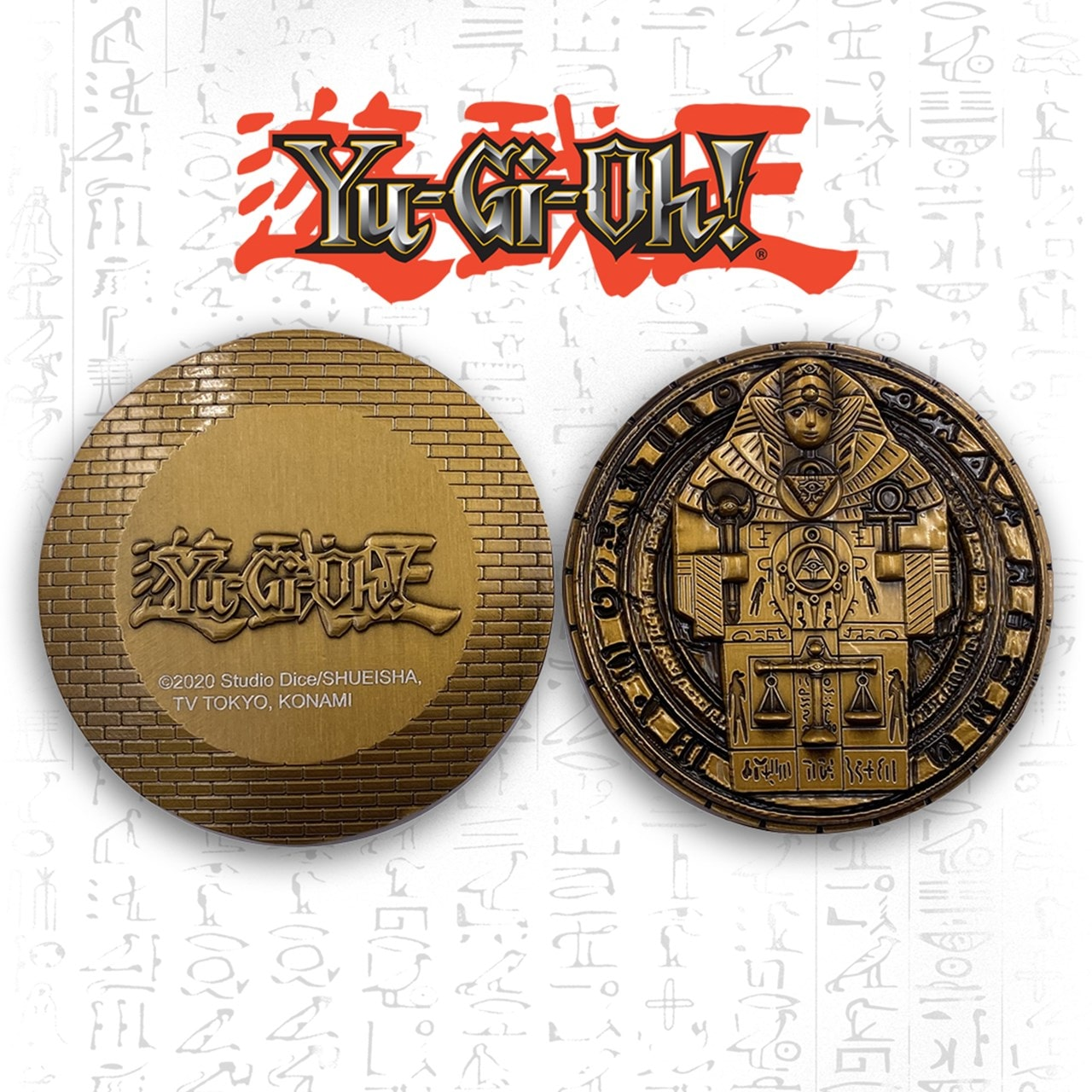 Yu-Gi-Oh! Millenium Stone Metal Collectible (online only) - 1