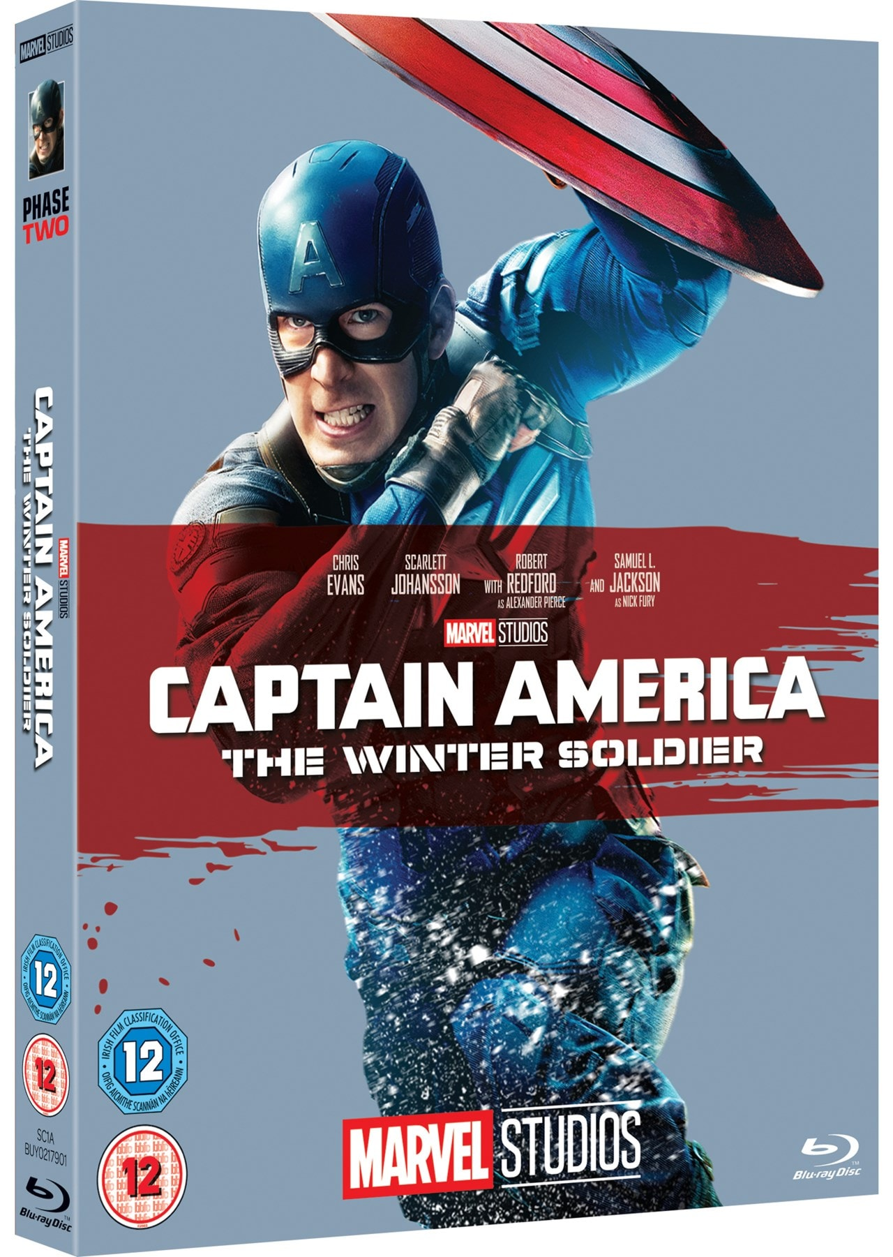 Captain America: The Winter Soldier - 2