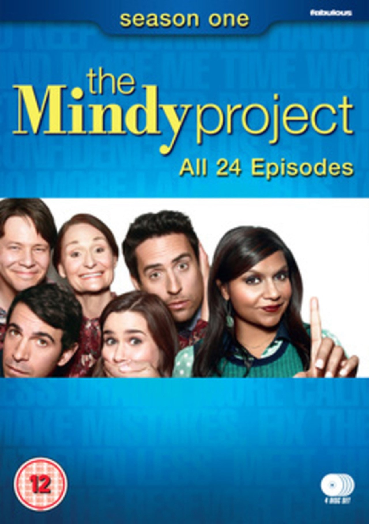 The Mindy Project: Season 1 - 1