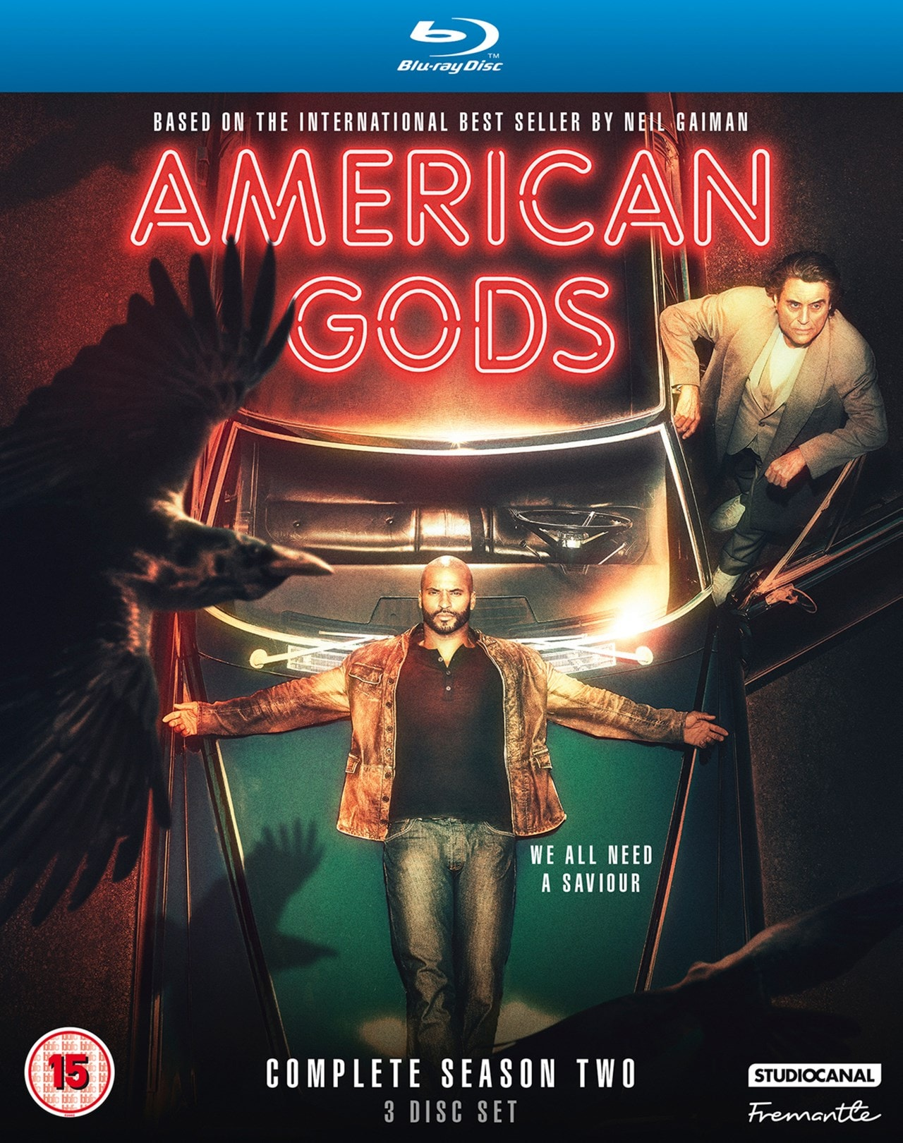 American Gods: Complete Season Two - 1
