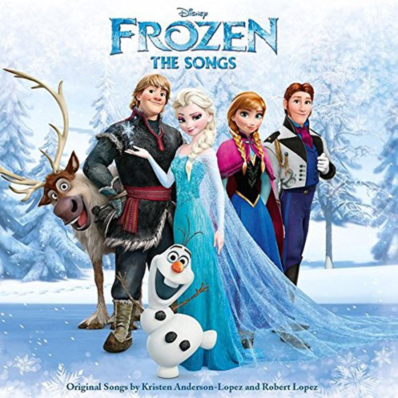 Frozen: The Songs - 1