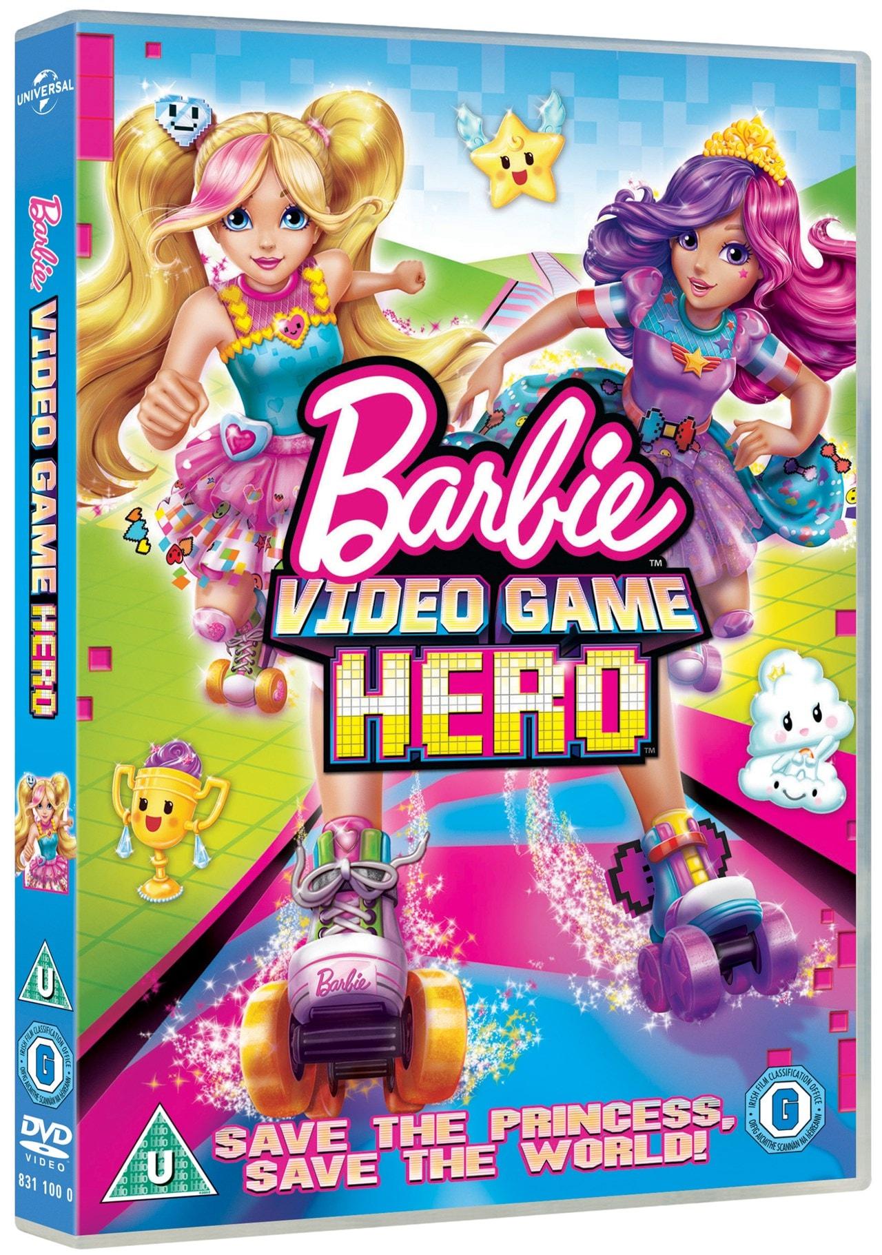 Barbie Video Game Hero - 2