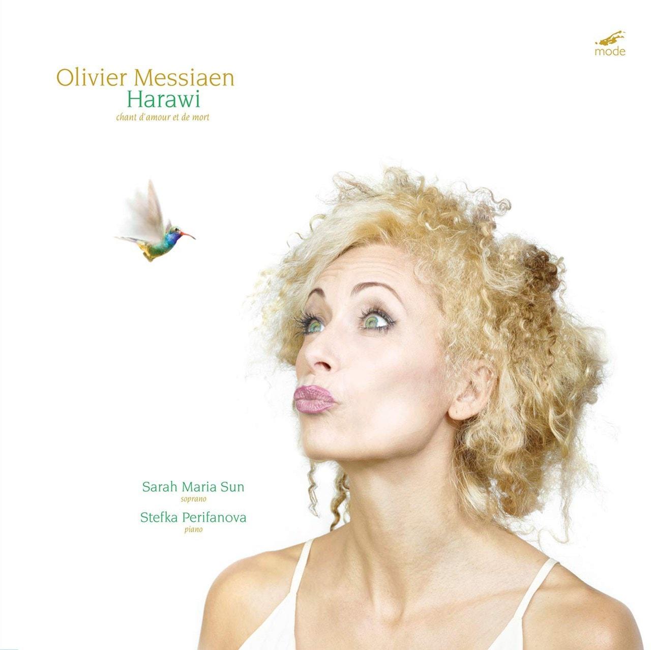 Olivier Messiaen: Harawi: Chant D'amour Et De Mort - 1