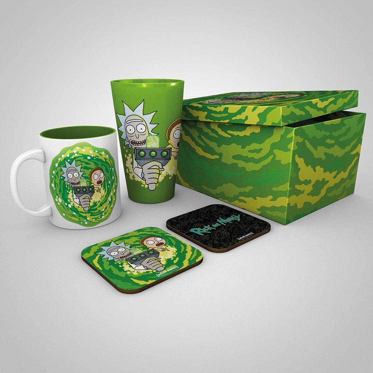 Rick And Morty Mug Gift Box - 1