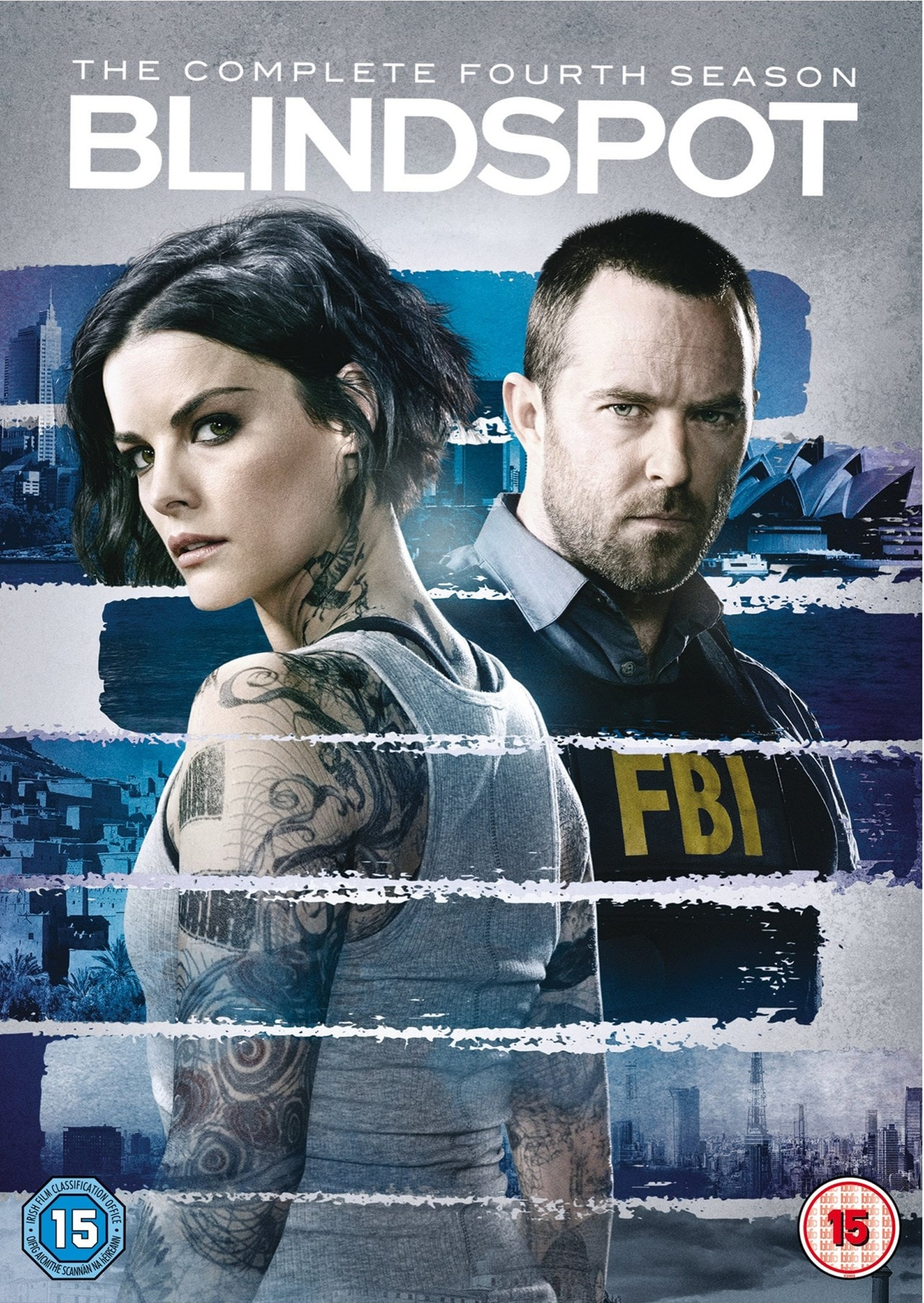 Blindspot: The Complete Fourth Season - 1