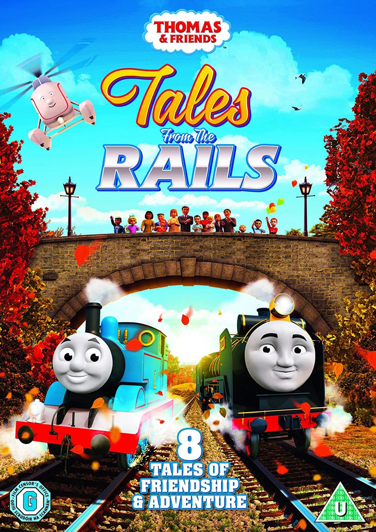 Thomas & Friends: Tales from the Rails - 1
