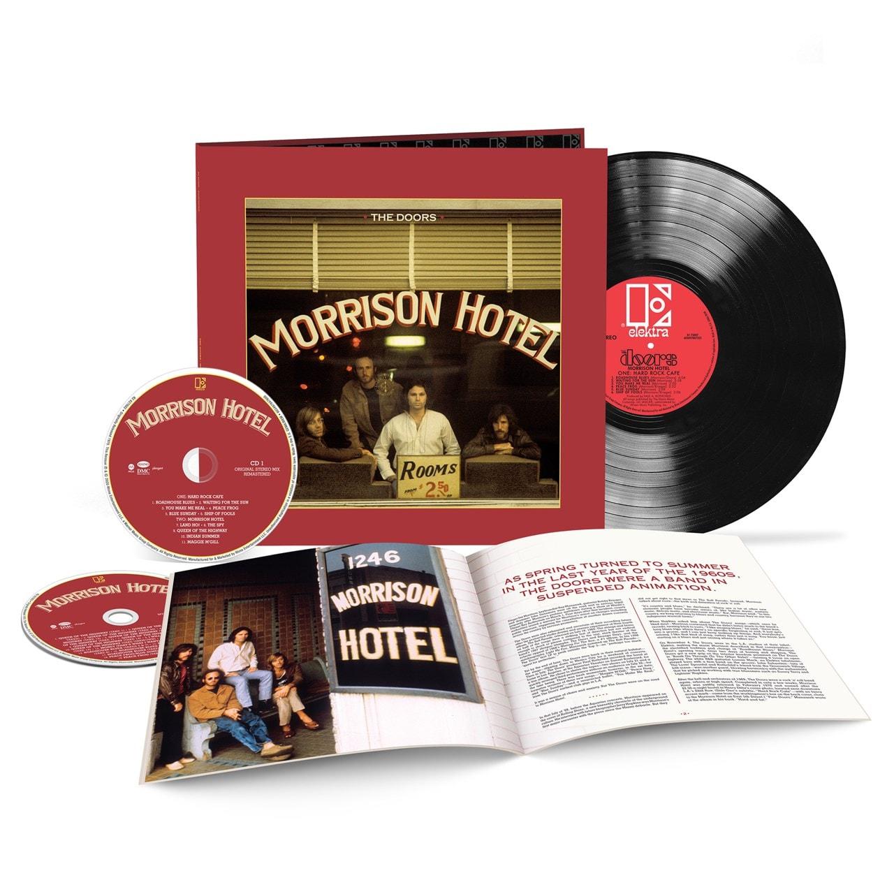 Morrison Hotel - 50th Anniversary Deluxe Edition - 1
