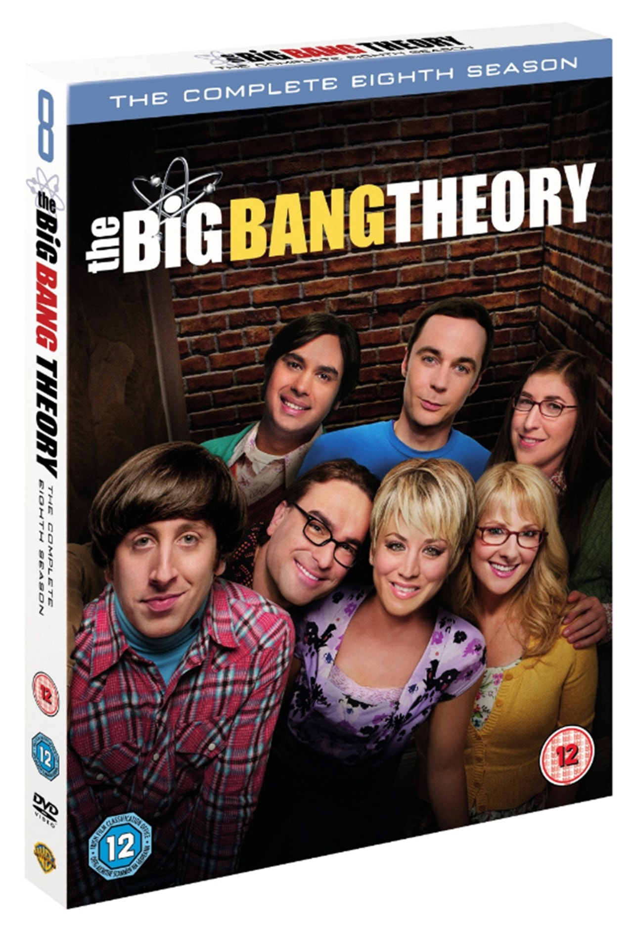 The Big Bang Theory: The Complete Eighth Season - 2
