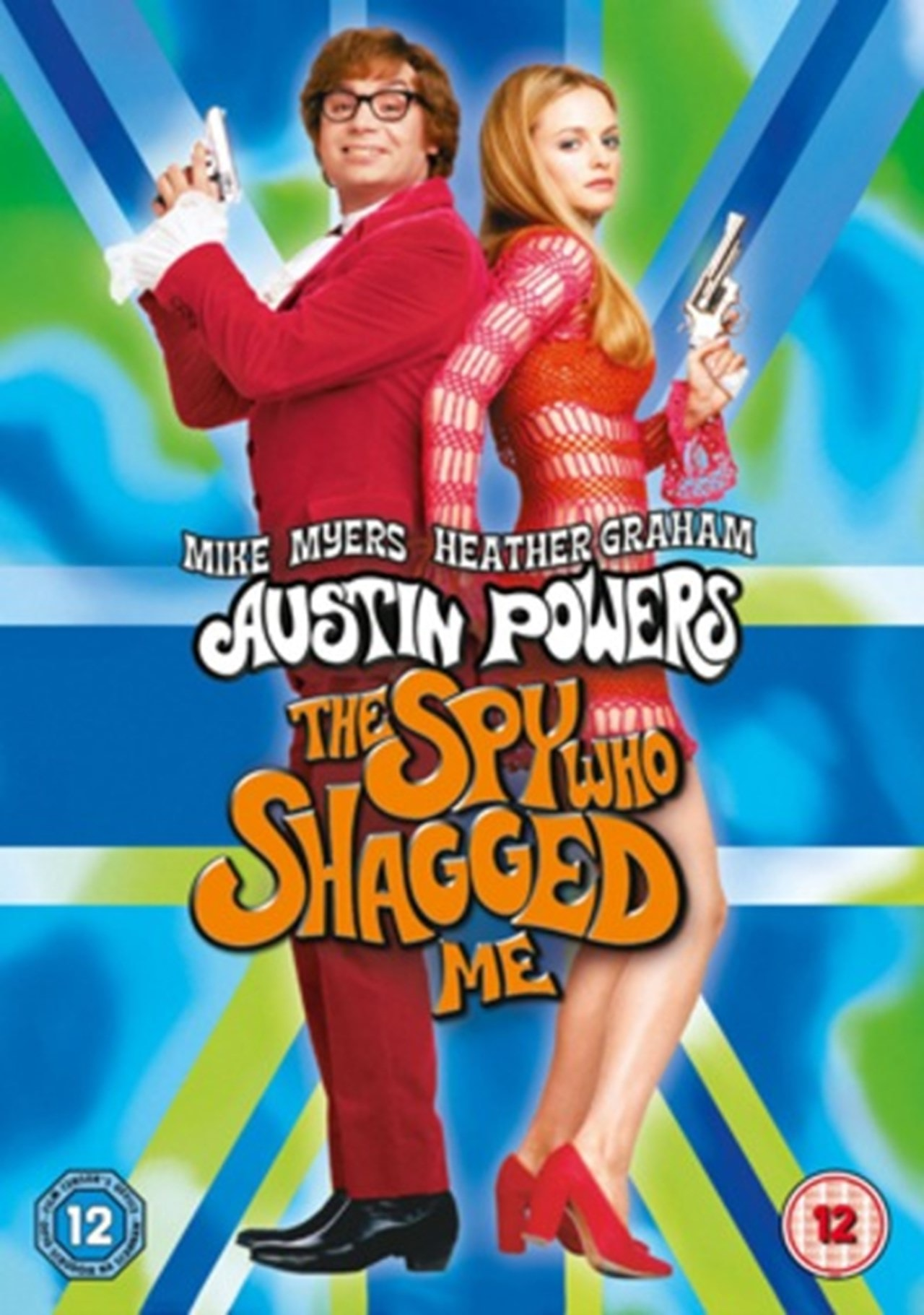 Austin Powers: The Spy Who Shagged Me - 1