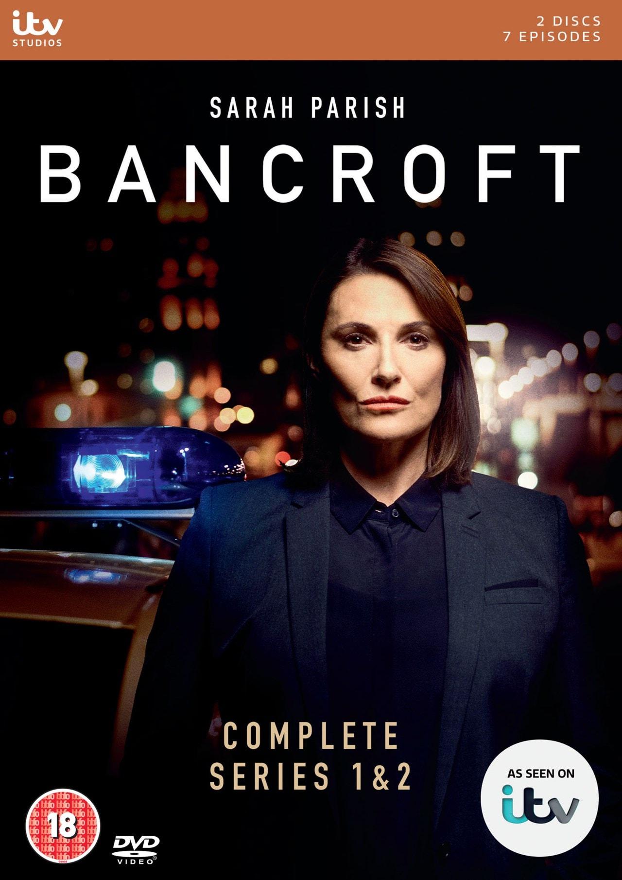 Bancroft: Complete Series 1 & 2 - 1