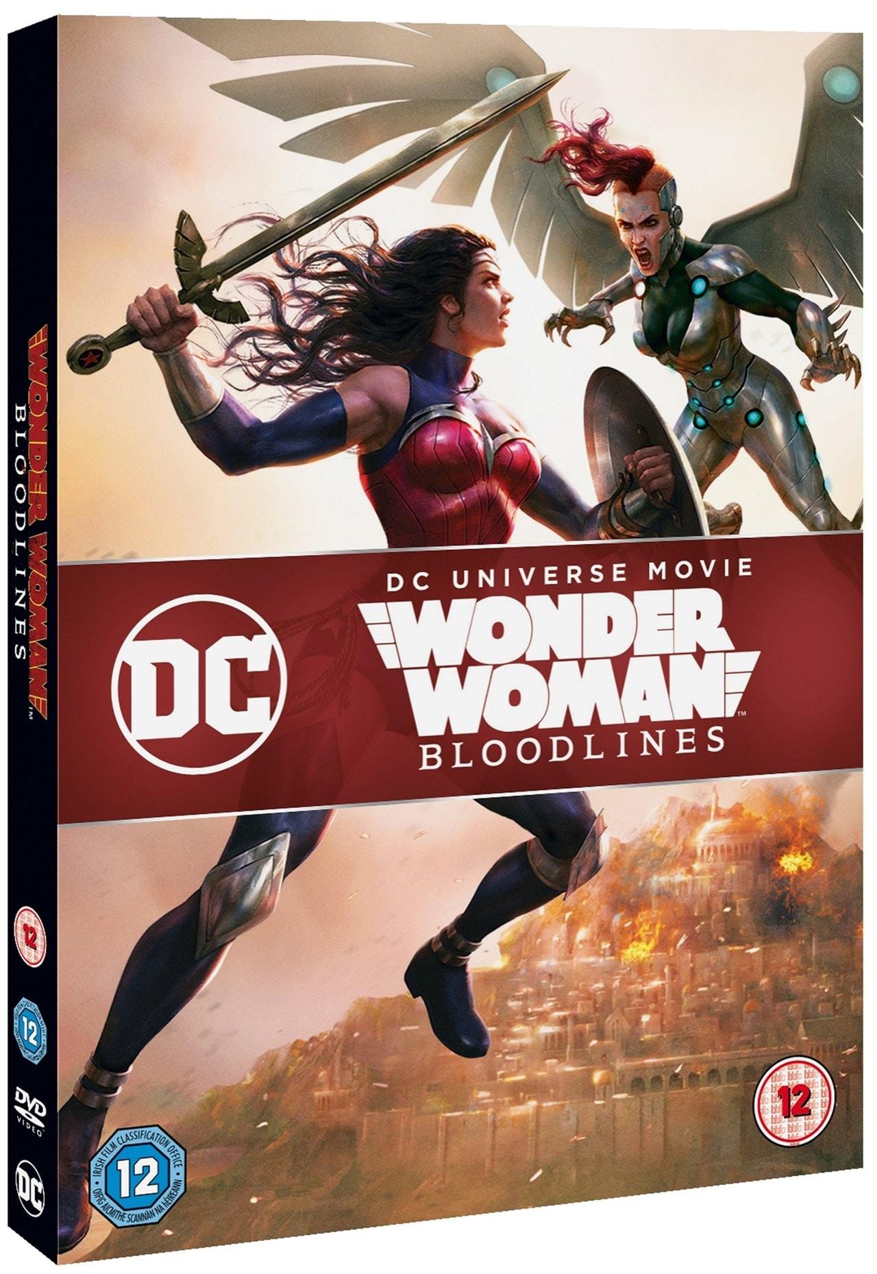 Wonder Woman: Bloodlines - 2
