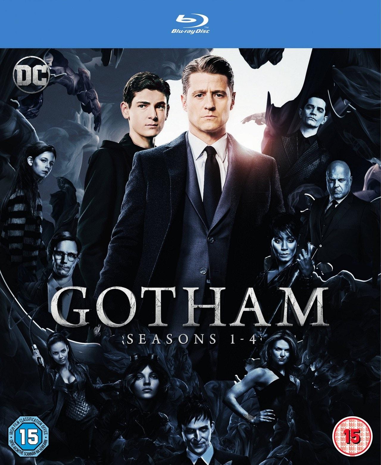 Gotham: Seasons 1-4 - 1