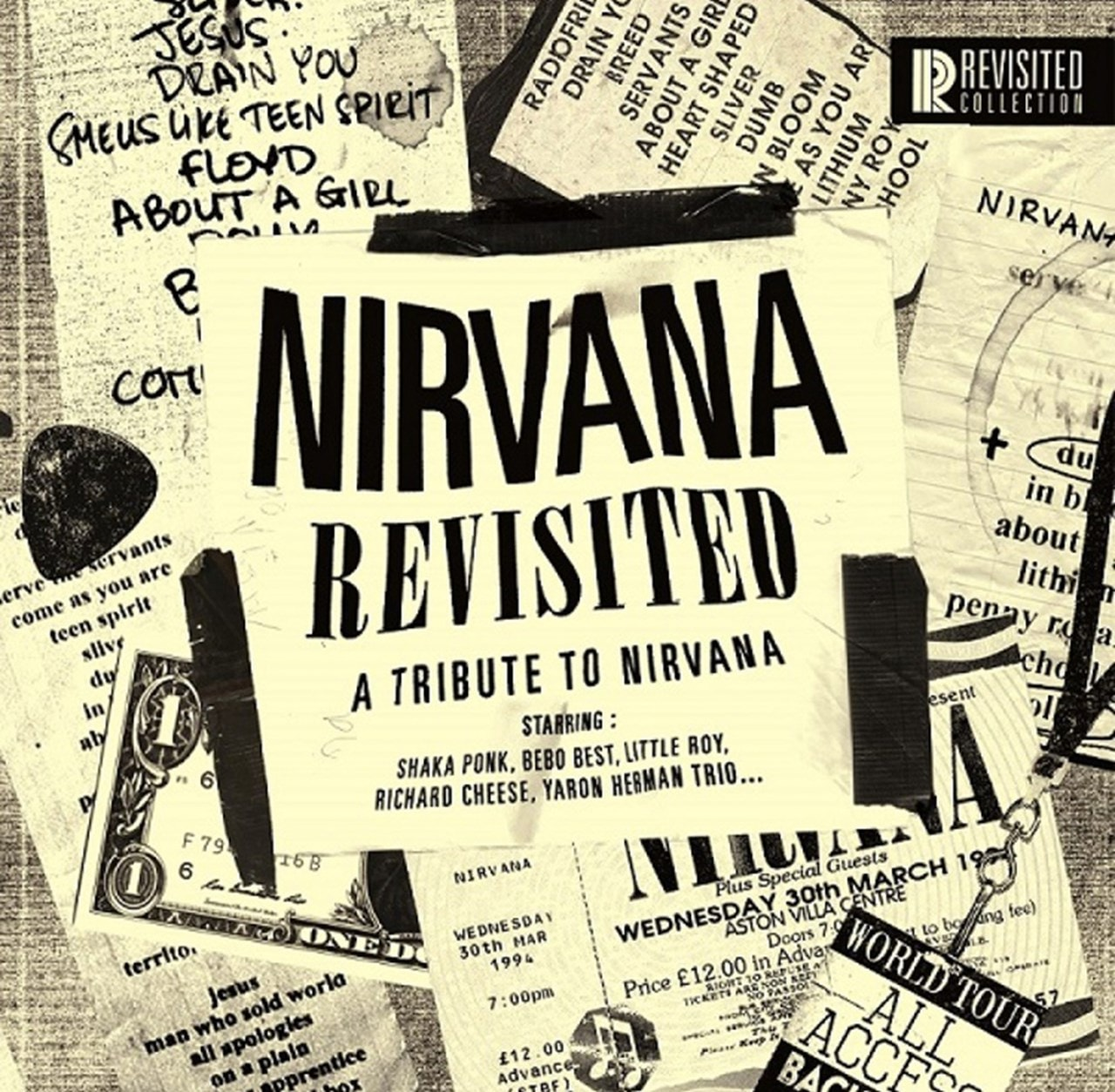 Nirvana Revisited: A Tribute to Nirvana - 1